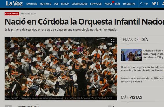 Orquesta_Escuela_Mediterranea_UNC_seminario_orquestal_La_voz_del_interior_fundacion_pro_arte_julio_2015